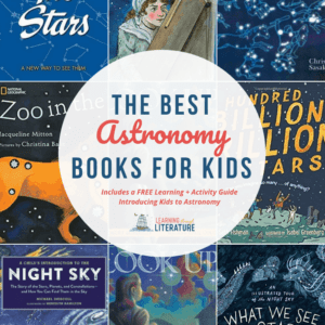 Best Astronomy Books for Kids