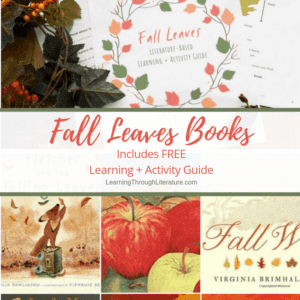 Fall Read-Aloud Books + Learning Ideas
