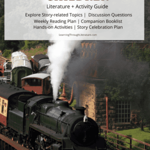 The Railway Children Book Guide Pin