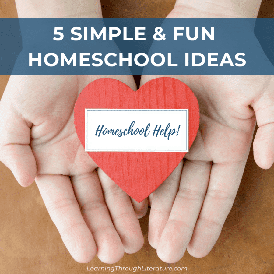 Homeschool Help Guide!  cover image