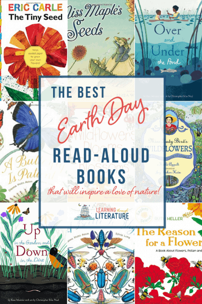 Picture Books that Inspire a Love of Nature