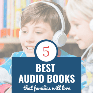 Five Great Audio Book Classics for Families