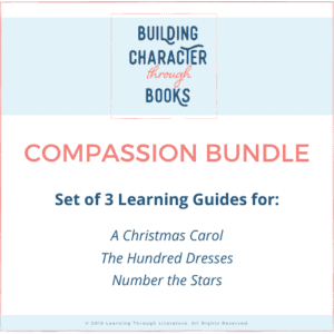 Building Character Through Books: Compassion Bundle