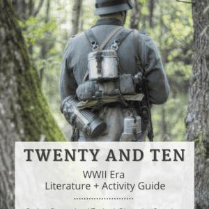 Twenty and Ten Book Guide Pin