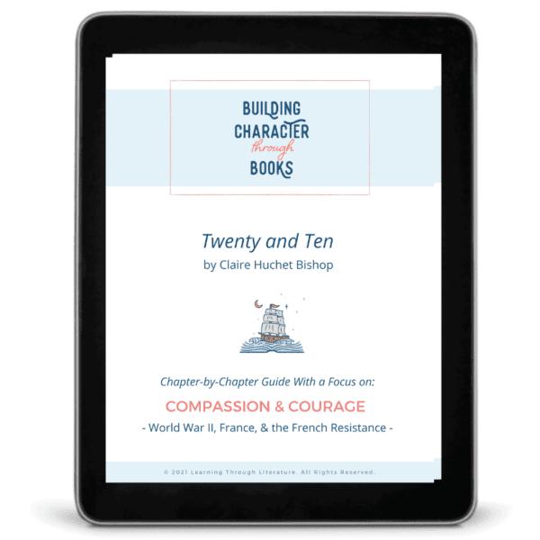 Twenty & Ten Book Guide iPad Cover