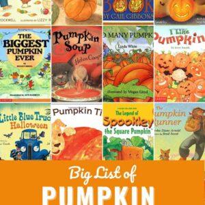 The Best Pumpkin Books for Kids + Fun Activities