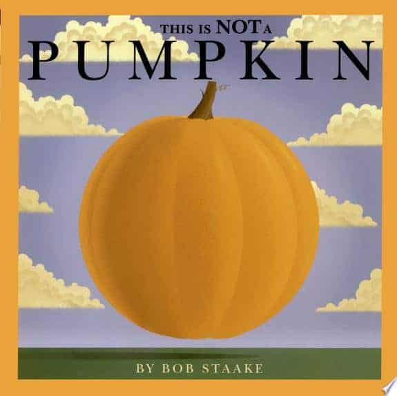 This Is NOT a Pumpkin