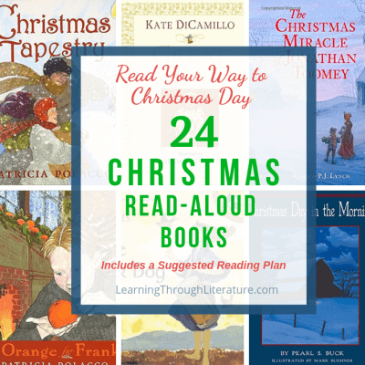 Read Your Way to Christmas Day: 24 December Read-Alouds for the Christmas Season