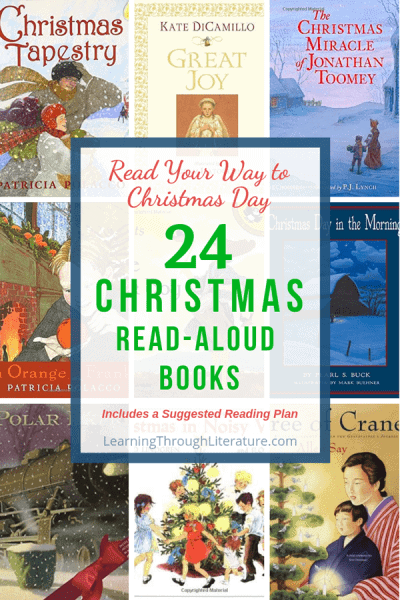 Read Your Way to Christmas Day:24 December Read-Alouds for the Christmas Season