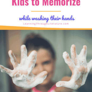 Classic Poems for Kids to Memorize (while washing hands)