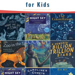 Best Astronomy Books for Kids