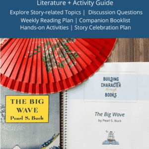 The Big Wave - Book Guide Ciover page