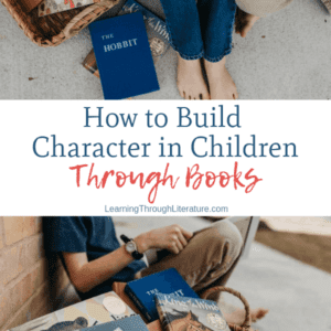 Simple Steps to Build Character with Books