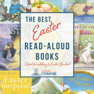Easter Picture Books + FREE Learning Guide