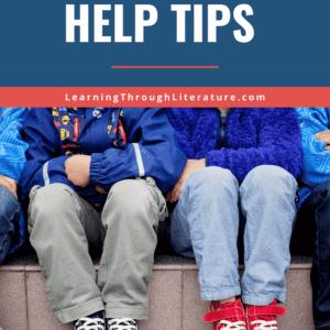 Homeschool Help Guide! Pin