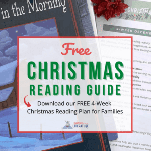 4-Week Christmas Reading Plan Pin Image