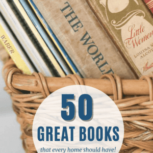 50 Great Books for Kids That Every Home Should Have