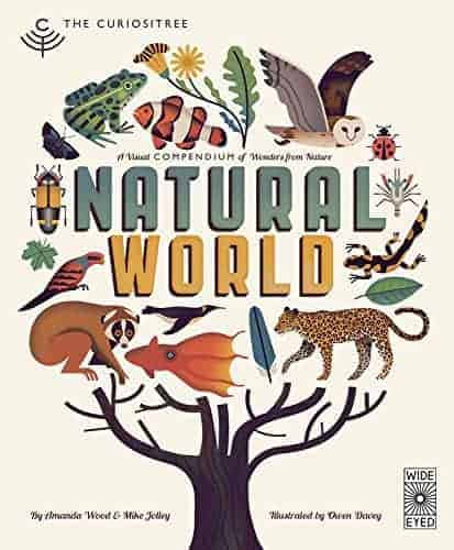 Curiositree: Natural World: A Visual Compendium of Wonders from Nature
