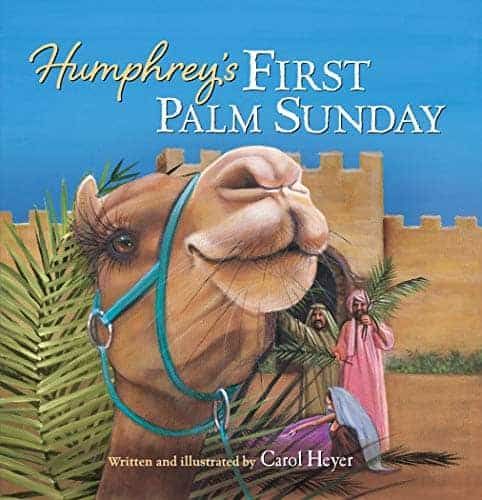 Humphrey's First Palm Sunday
