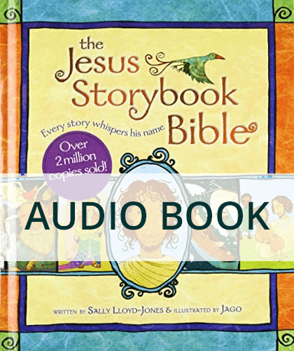 The Jesus Storybook Bible Audio Book by Sally Lloyd-Jones