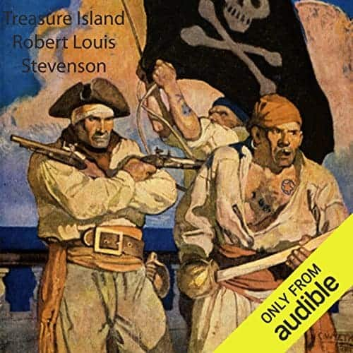 Treasure Island – Audio Book