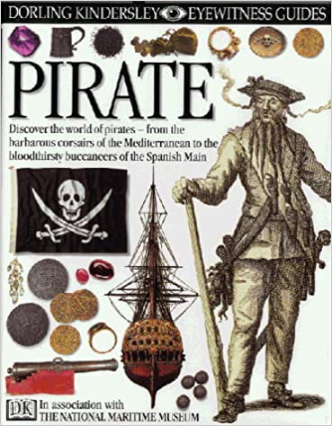 Pirate (Eyewitness Guides)