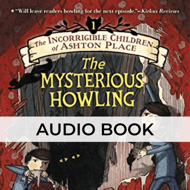 The Mysterious Howling Audio Book
