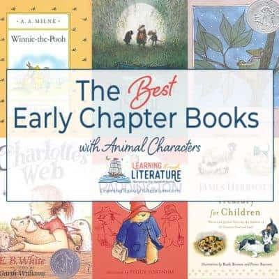 The best early chapter books for kids transitioning to chapter books from easy readers.