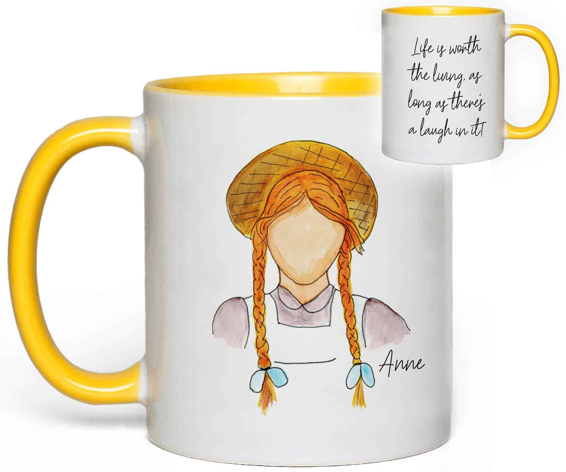 Anne Of Green Gables Quote Mug Learning Through Literature