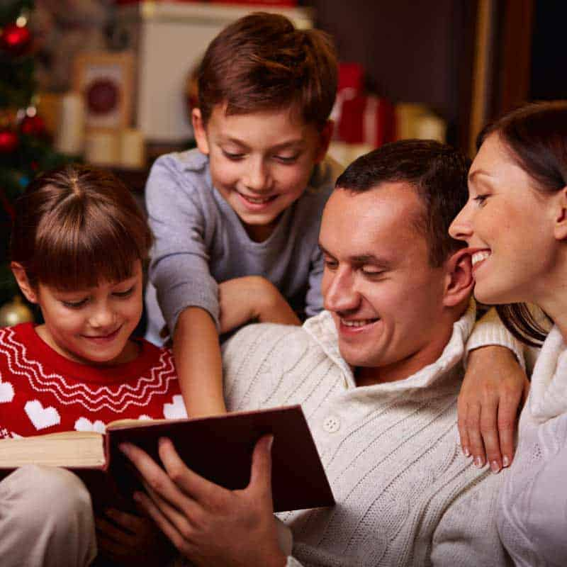 The Best Christmas Books that Build Character
