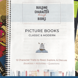 BCTB Picture Books Character Guide