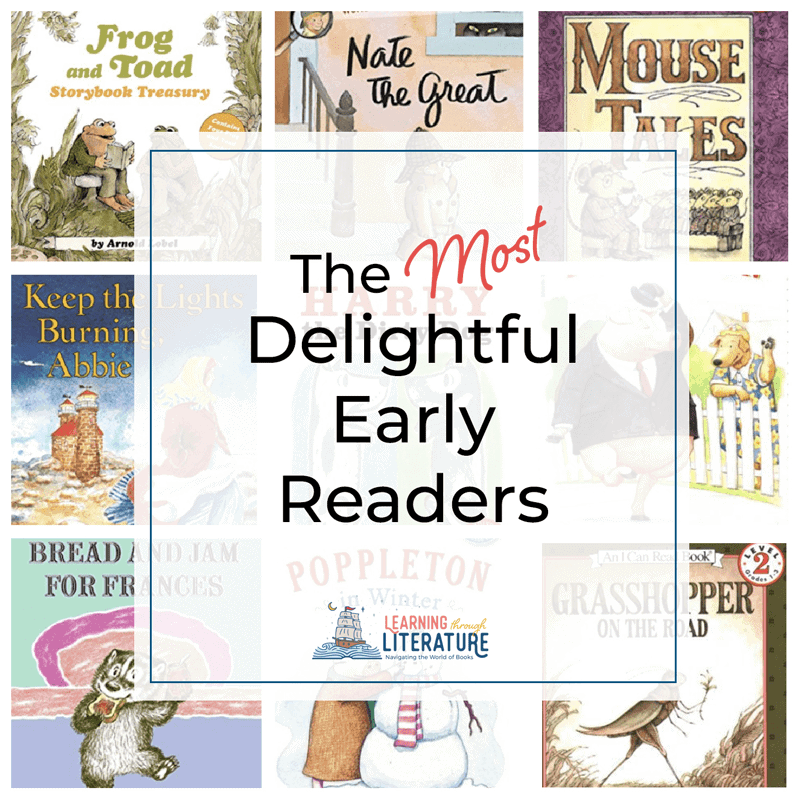 Early Reader Books to Delight All Ages