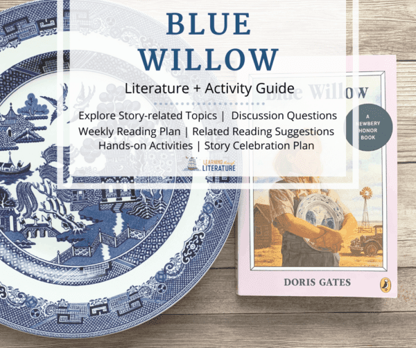 Blue Willow - Book Guide