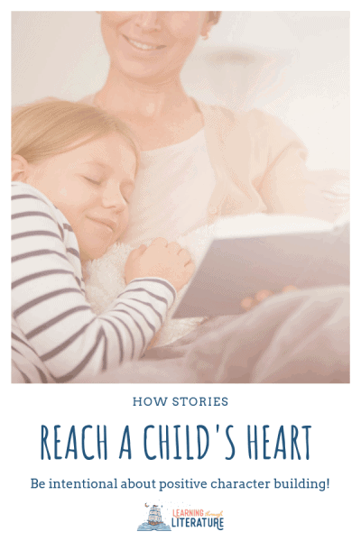 Reaching a Child's Heart Through Stories