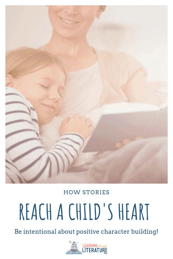 Reaching a Child's Heart Through Stories
