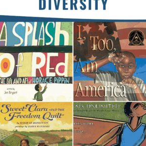 Books that Educate & Celebrate Racial Diversity