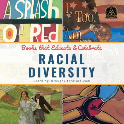 Books that Educate & Celebrate Racial Diversity