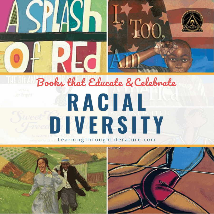 Books that Educate & Celebrate Cultural Diversity