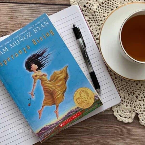Esperanza Rising Book Guide Cover Picture