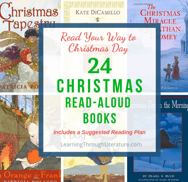 Read Your Way to Christmas Day