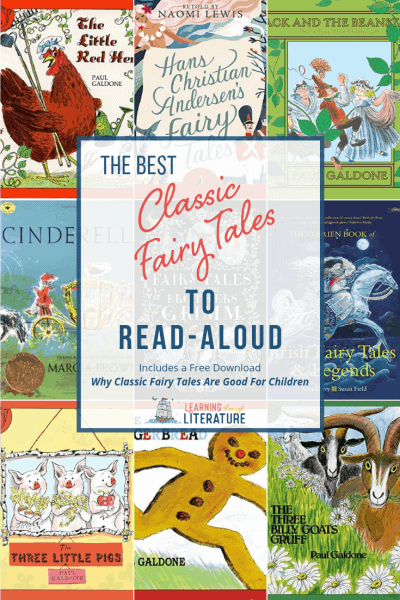 5 Reasons Fairy Tales are Good for Children - Learning