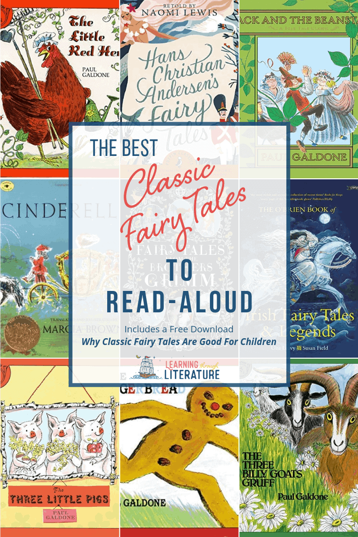 Five Reasons Fairy Tales are Good for Children