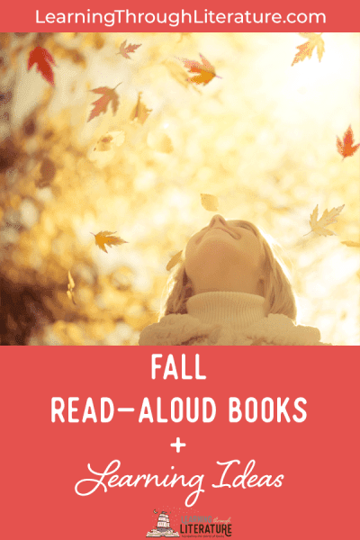 Fall Read-Aloud Books + Learning Ideas