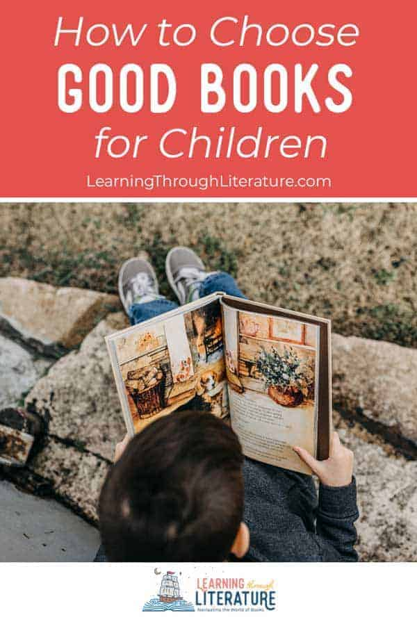 How to Choose Good Books for Children and find the best ones for them to read