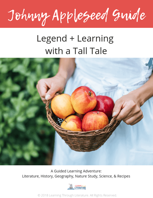 Johnny Appleseed Guide - Learning Through Literature