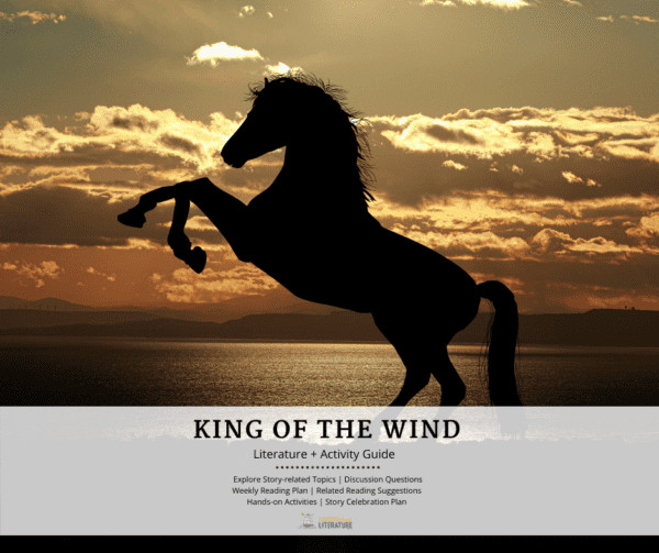 King of the Wind Book Guide Horse Image