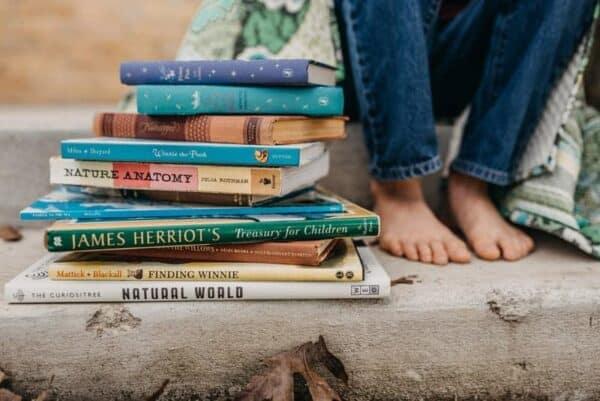 Learning Through Literature Blog
