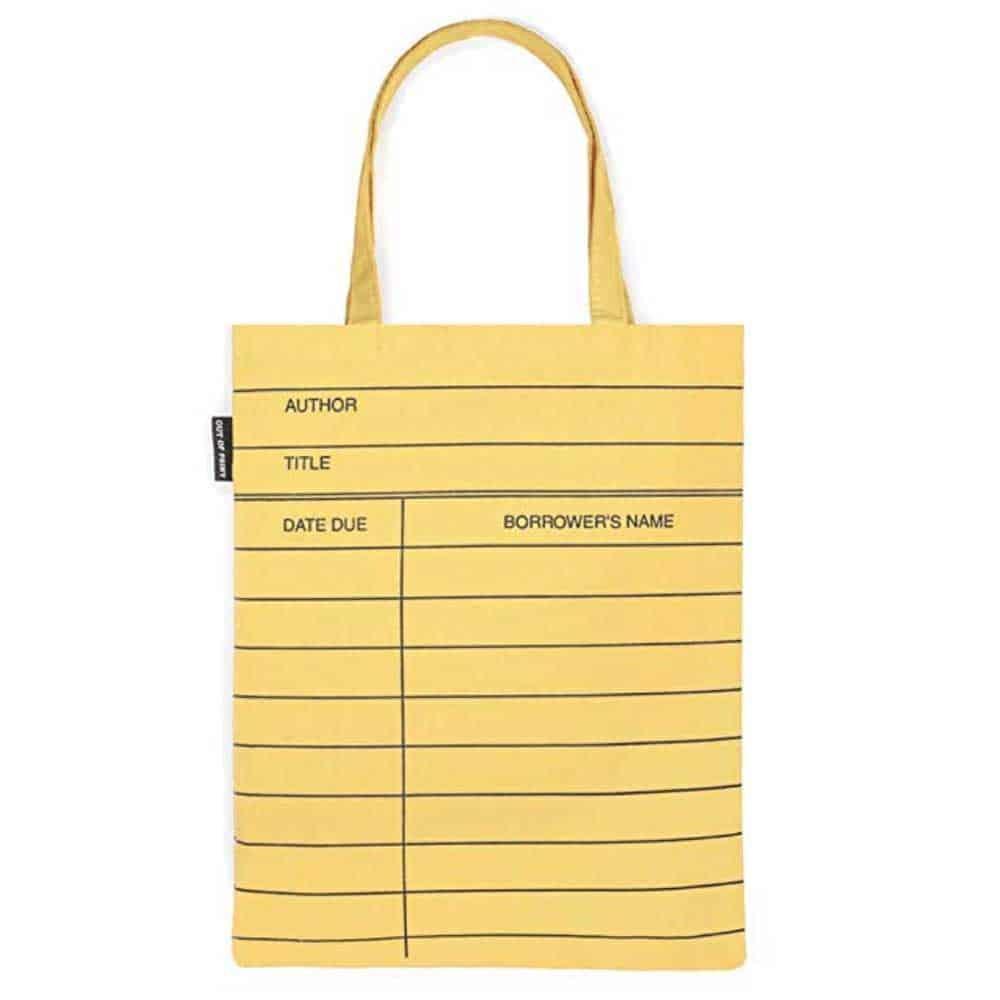 Library Style Totebag