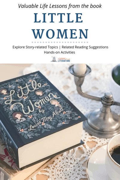 Learn more about the book Little Women