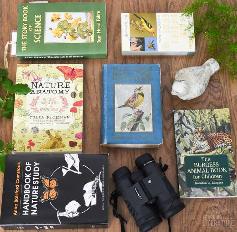 The Best Read Aloud Nature Stories Reference Books